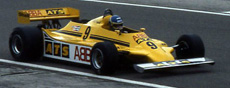 Slim Borgudd ABBA / ATS Formula One Team