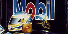 Mobil Oil & West Coast Racing